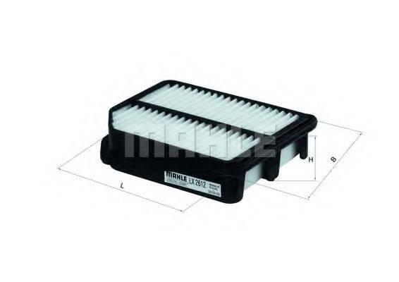 Воздушный фильтр KNECHT LX 2612