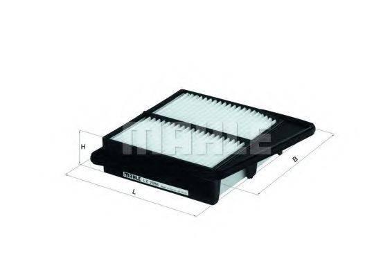 Воздушный фильтр KNECHT LX 2688