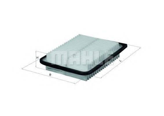 Воздушный фильтр KNECHT LX 2792