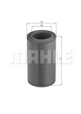 Воздушный фильтр KNECHT LX 2088