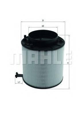 Воздушный фильтр KNECHT LX 2091D