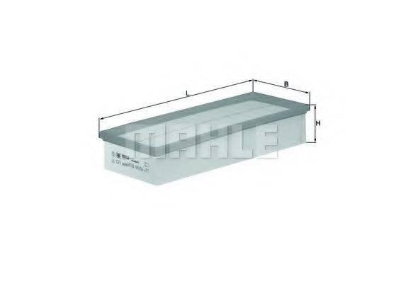 Воздушный фильтр KNECHT LX 1211