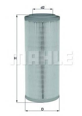 Воздушный фильтр KNECHT LX 2682