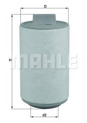 Воздушный фильтр KNECHT LX 3251