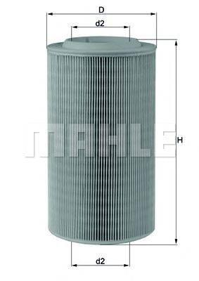 Воздушный фильтр KNECHT LX 2059
