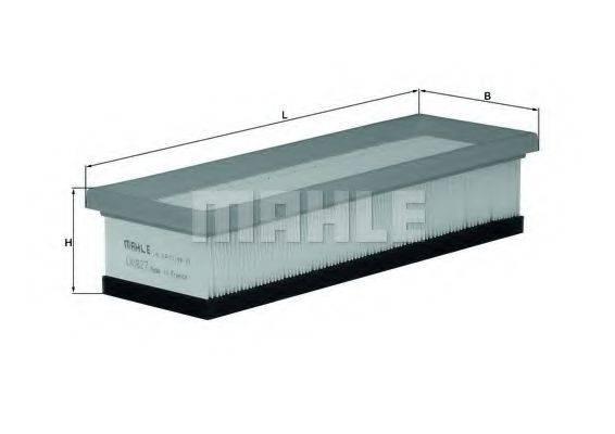 Воздушный фильтр KNECHT LX 1827