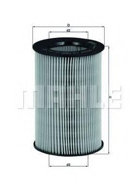 Воздушный фильтр KNECHT LX 1805