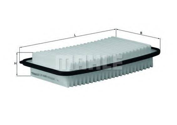 Воздушный фильтр KNECHT LX 1692