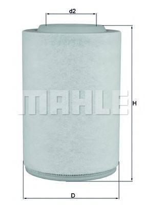 Воздушный фильтр KNECHT LX 3286