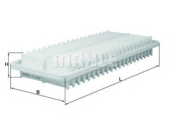 Воздушный фильтр KNECHT LX 2634