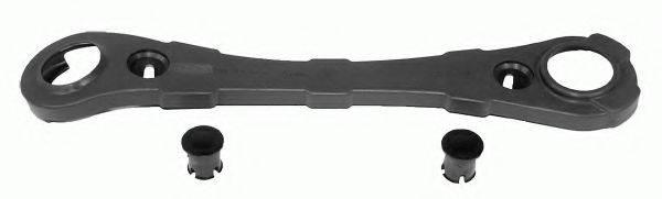 Защита от ударов камней, рычаг независимой подвески LEMFORDER 26629 01