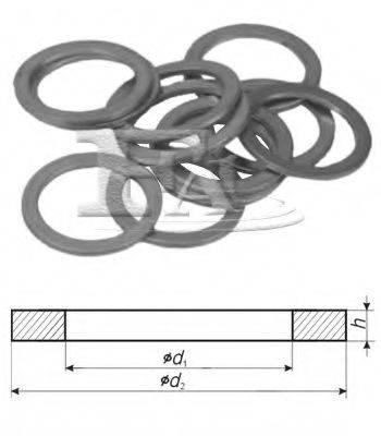 Уплотнительное кольцо FA1 269.150.100