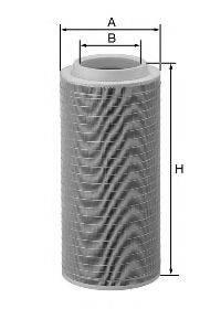 Воздушный фильтр MANN-FILTER C 23 610/3