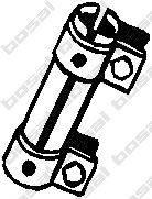 Соединительные элементы, система выпуска BOSAL 265-459