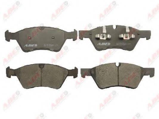 Комплект тормозных колодок, дисковый тормоз ABE C1M049ABE