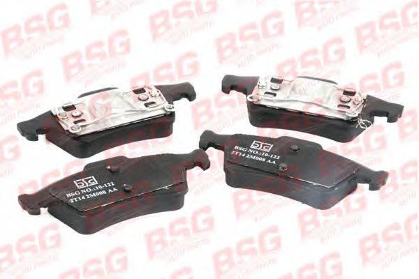 Комплект тормозных колодок, дисковый тормоз BSG BSG 30-200-010
