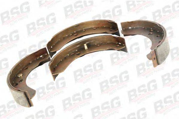 Комплект тормозных колодок BSG BSG 30-205-002
