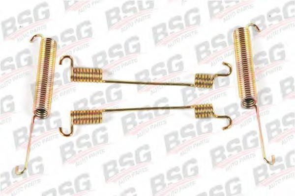 Комплектующие, тормозная колодка BSG BSG 30-260-001