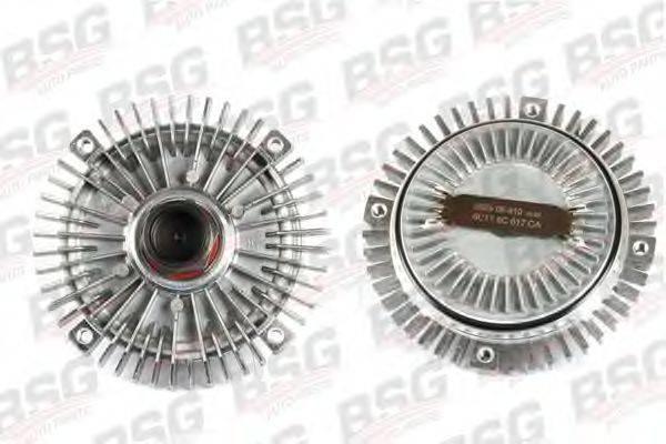 Сцепление, вентилятор радиатора BSG BSG 30-505-006