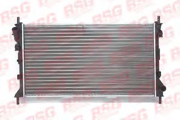 Радиатор, охлаждение двигателя BSG BSG 30-520-005
