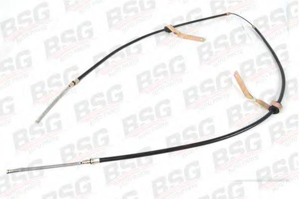 Трос, стояночная тормозная система BSG BSG 30-765-001