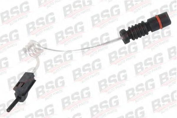 Сигнализатор, износ тормозных колодок BSG BSG 60-201-001