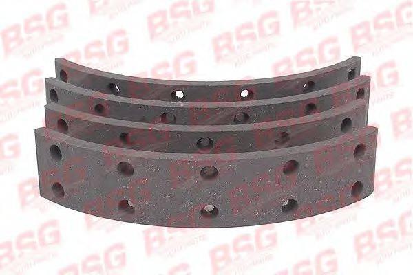 Комплект тормозных башмаков, барабанные тормоза BSG BSG 60-205-007