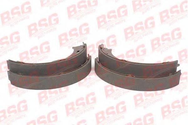 Комплект тормозных колодок, стояночная тормозная система BSG BSG 60-205-008