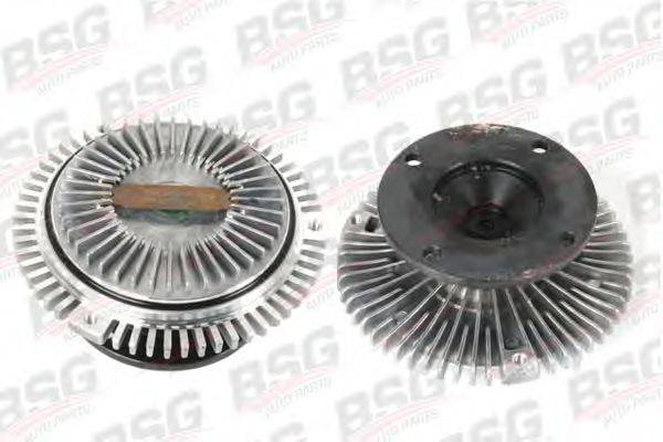 Сцепление, вентилятор радиатора BSG BSG 60-505-001