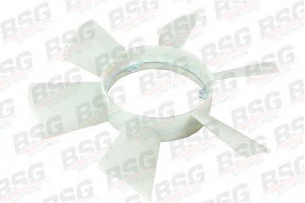 Крыльчатка вентилятора, охлаждение двигателя BSG BSG 60-515-003