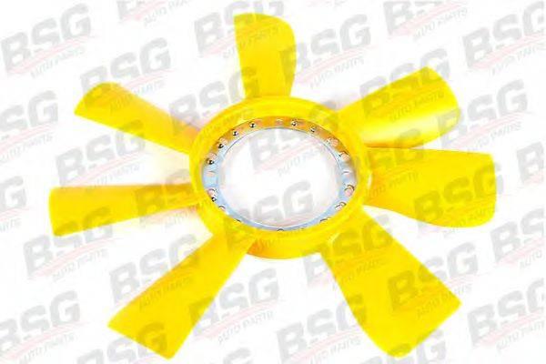 Лопасть вентилятора, вентилятор конденсатора кондиционера BSG BSG 30-515-002