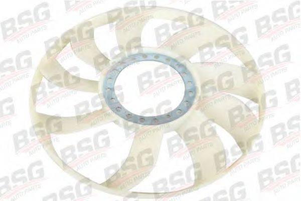 Лопасть вентилятора, вентилятор конденсатора кондиционера BSG BSG 30-515-004