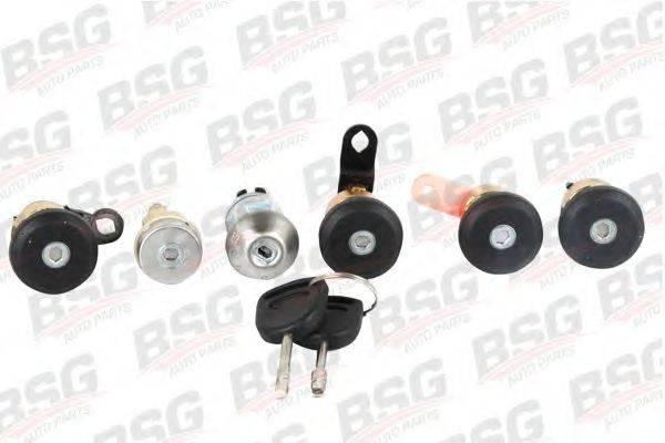 Комплект цилиндра замка BSG BSG 30-856-002