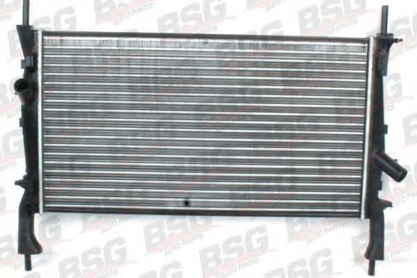 Радиатор, охлаждение двигателя BSG BSG 30-520-004
