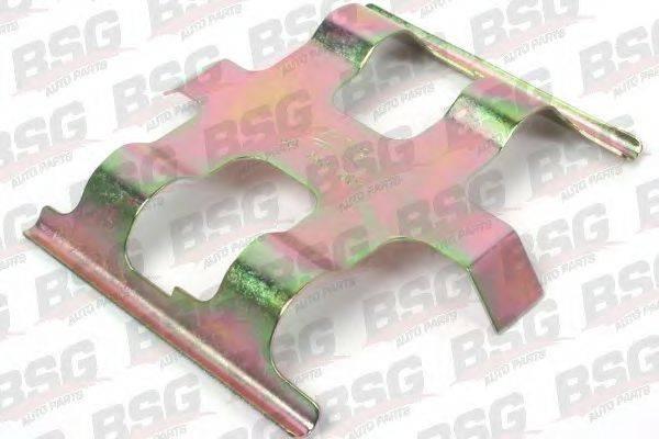 Пружина, тормозной суппорт BSG BSG 60-260-001