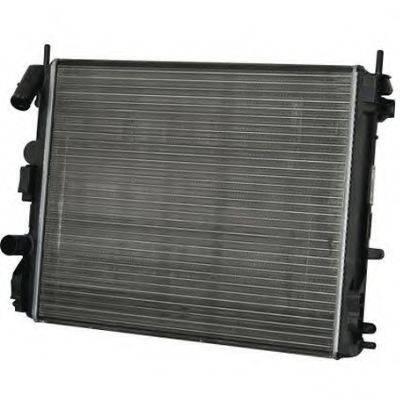 Радиатор, охлаждение двигателя ASAM 70206
