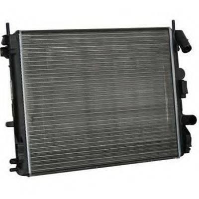 Радиатор, охлаждение двигателя ASAM 70208