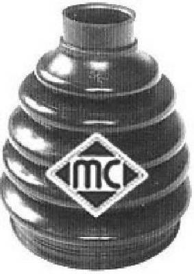 Пыльник, приводной вал METALCAUCHO 00155