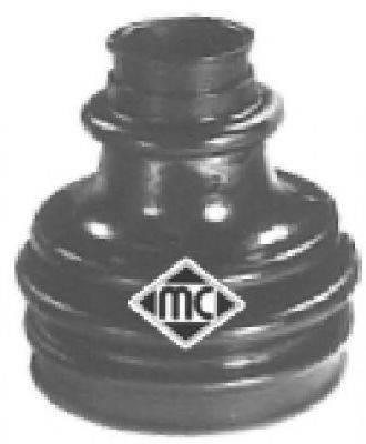 Пыльник, приводной вал METALCAUCHO 00222