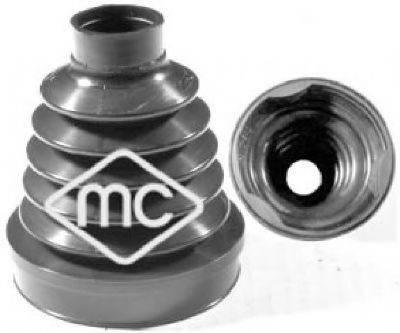 Пыльник, приводной вал METALCAUCHO 00256