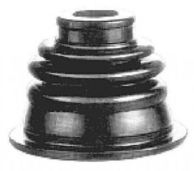 Пыльник, приводной вал METALCAUCHO 00339