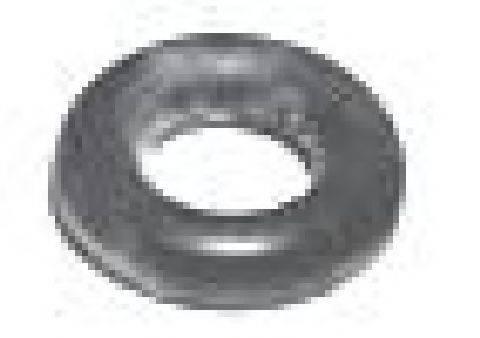 Уплотнительное кольцо, труба выхлопного газа METALCAUCHO 00366