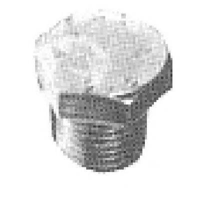 Резьбовая пробка, маслянный поддон METALCAUCHO 00673