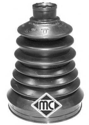 Комплект пылника, приводной вал METALCAUCHO 01109