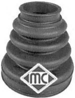Комплект пылника, приводной вал METALCAUCHO 01110