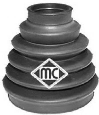 Комплект пылника, приводной вал METALCAUCHO 01113