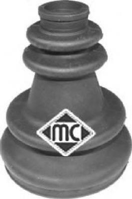 Комплект пылника, приводной вал METALCAUCHO 01128