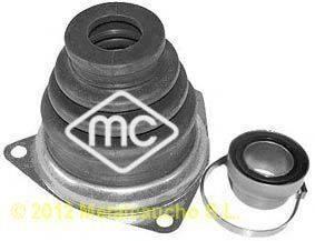 Комплект пылника, приводной вал METALCAUCHO 01139