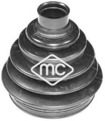 Комплект пылника, приводной вал METALCAUCHO 01157