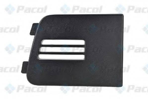 Решетка вентилятора, буфер PACOL BPB-VO001L